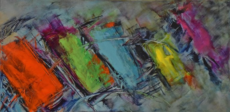 Moving Through by Dru Pilmer, acrylic on canvas Hi Press Res Horizontal - Lt Copy